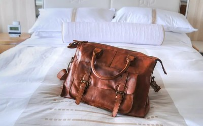 My perfect weekend travel bag