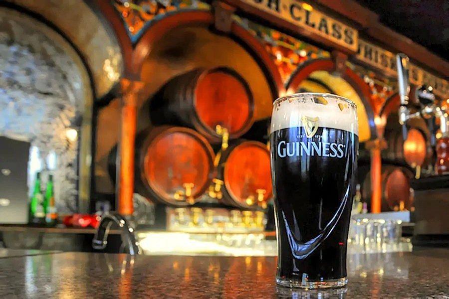 Where to find the best pint of Guinness in Belfast