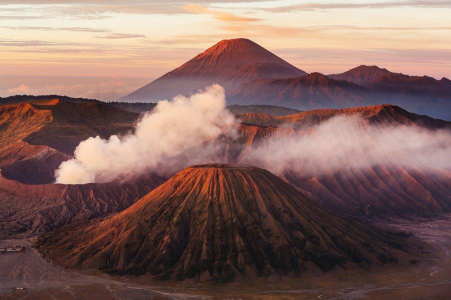 Bromo Tengger Semeru National Park, Java, Indonesia