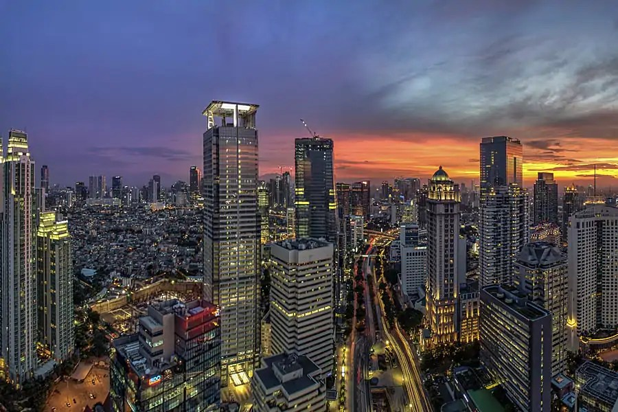 Jakarta, one of my top 10 reasons for visiting Java, Indonesia