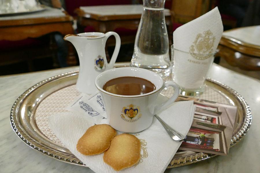 Caffè Florian, St Mark's Square, Venice, Italy