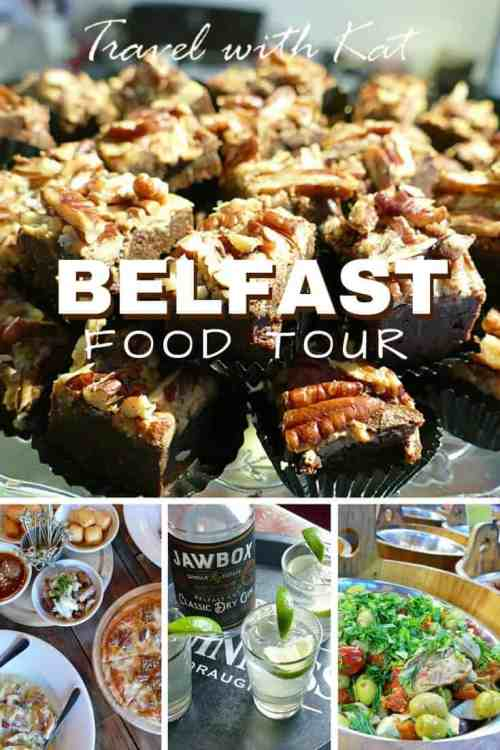 Belfast Food Tour with 'Taste and Tour'