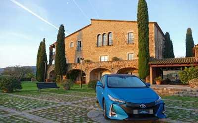 Road Trip: Exploring L'Emporda in a Prius Plug-in Hybrid