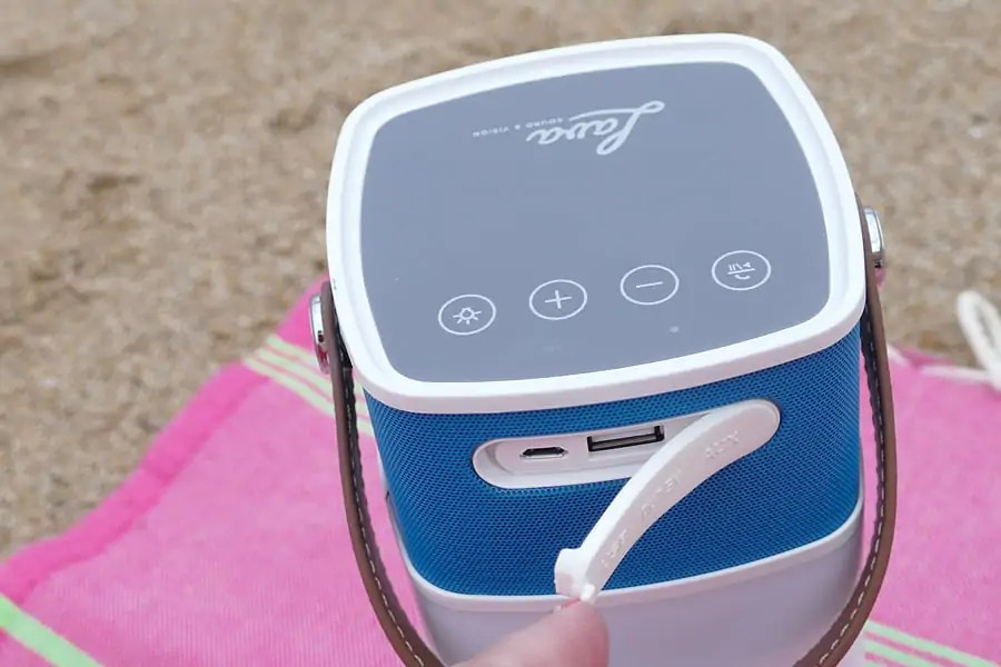 Lava BrightSound Bluetooth speaker /power bank /LED light review