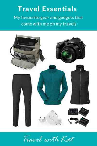 Best travel clothes and gadgets