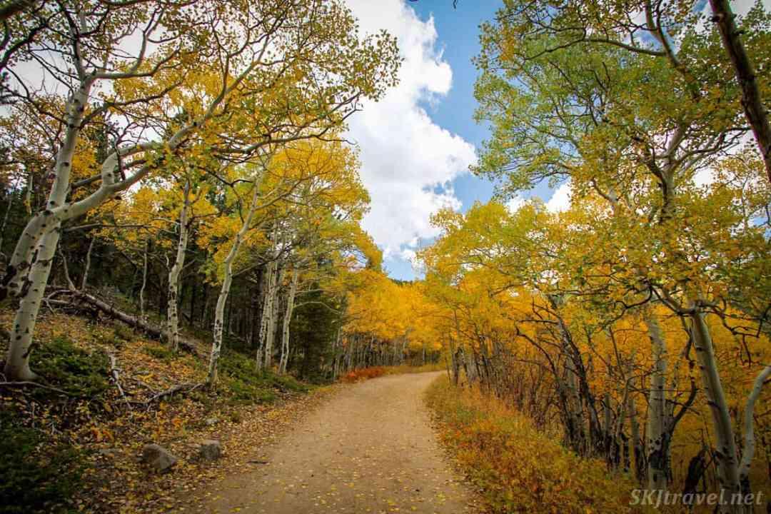 The Switzerland Trail, Rocky Mountains, USA