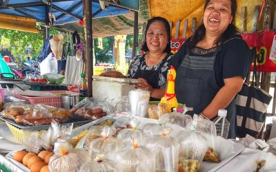 A mini guide to the best street food in Chiang Mai, Thailand