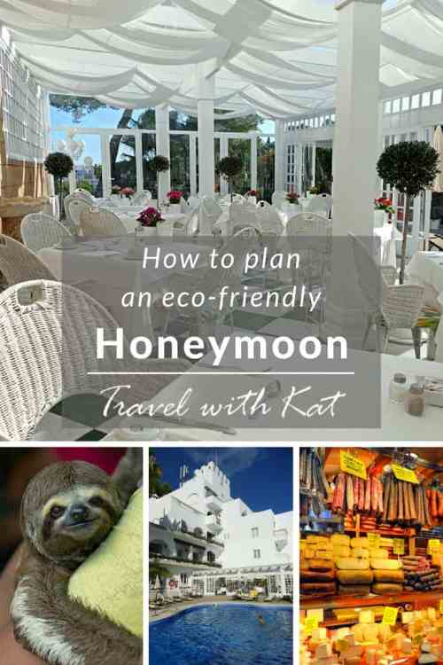 How to plan an eco-friendly honeymoon