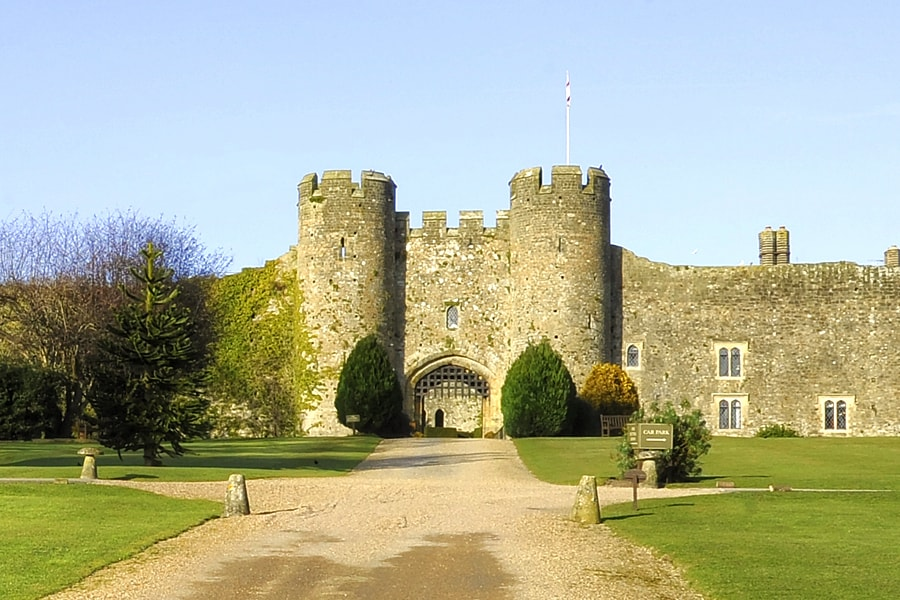 Wedding Venue, Amberley Castle, West Sussex