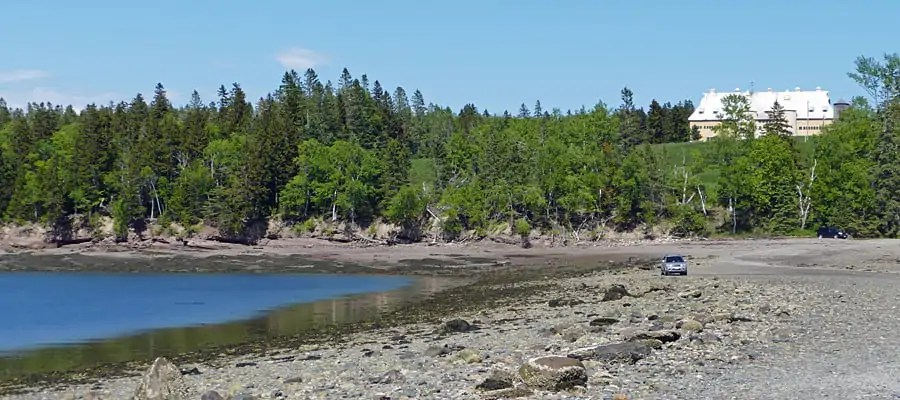 Ministers Island, New Brunswick, Canada