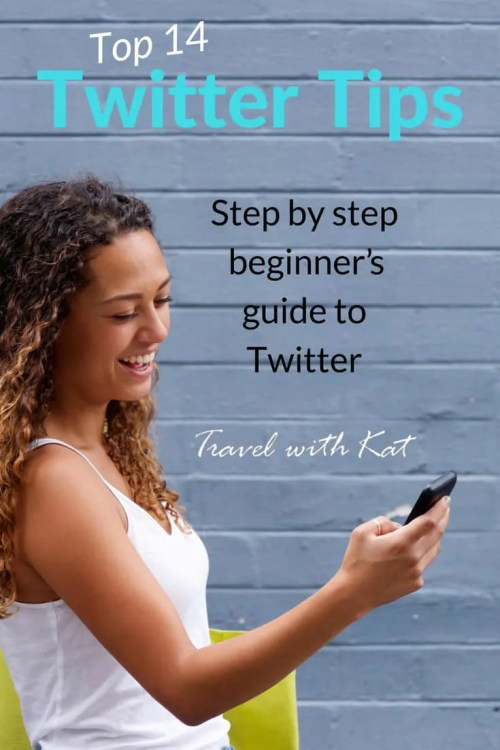 A step by step guide for starting out on twitter
