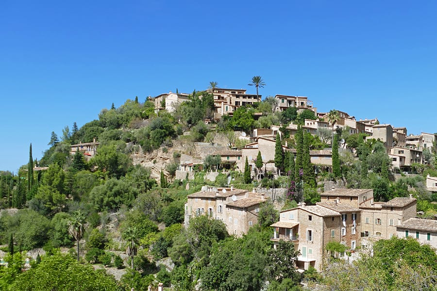 Visit Robert Graves' House in Deià, Mallorca
