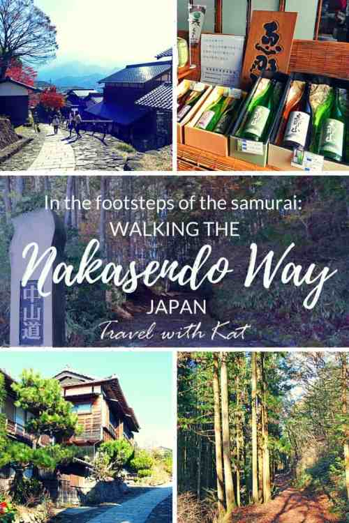 In the Footsteps of the Samurai: Walking the Nakasendo Way, Japan #BlogPostSaturday #Japan #Nakasedo #hiking