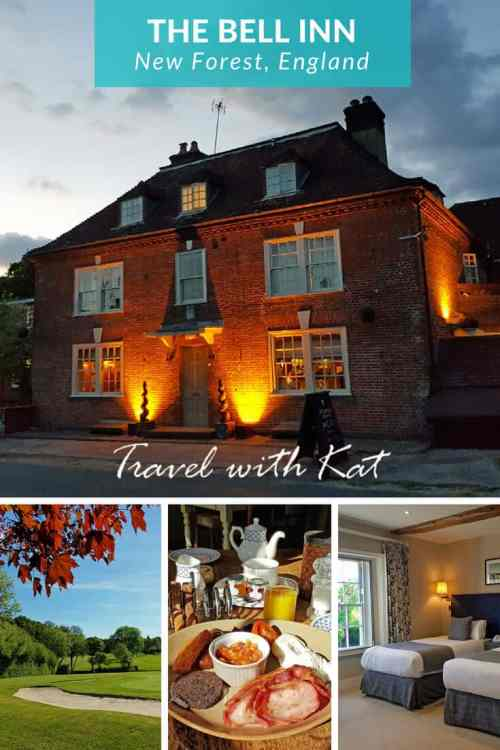 Where to stay in the New Forest? The Bell Inn, The New Forest, Hampshire, England