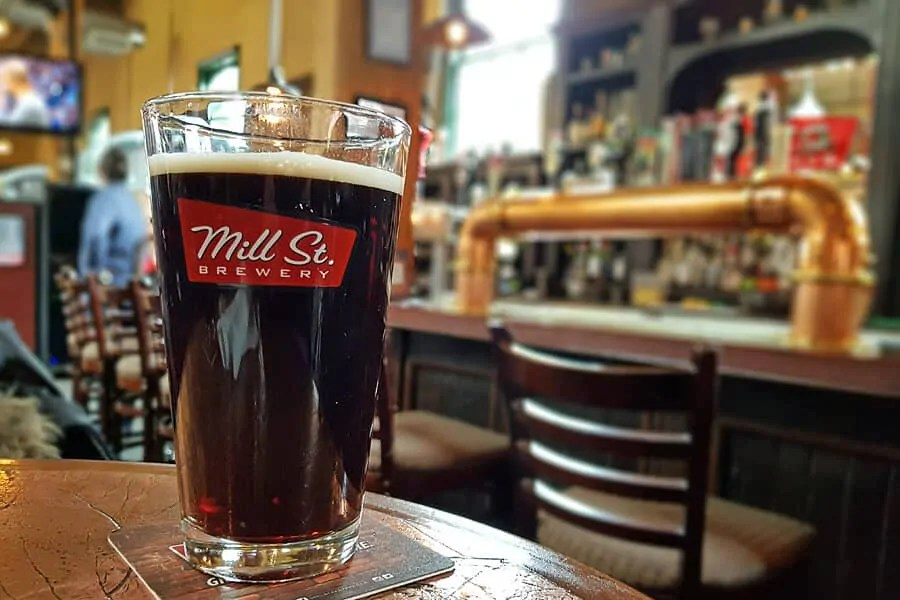 Best things to do, see and eat in Toronto: Vanilla porter, Mill Street Brewery Toronto, Canada