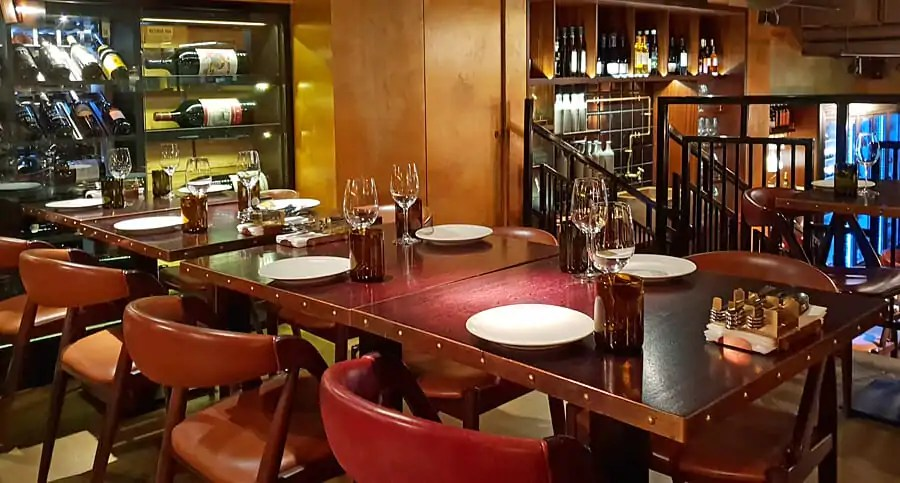 Social Wine and Tapas, one of the best tapas restaurants in central London