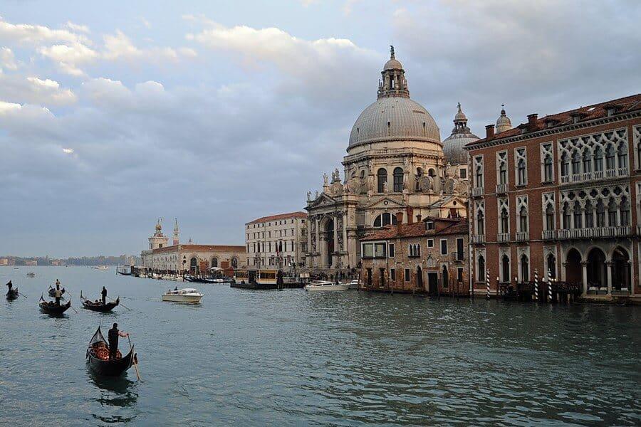 The Grand Canal, Venice by Kathryn Burrington