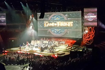 The Game of Thrones Concert Experience with Ramin Djawadi