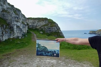Larrybane, Co. Antrim | Renly Baratheon's camp in the Stormlands | Game of Thrones tour