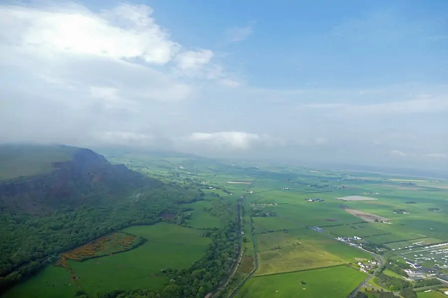 Binevenagh, Co. Derry | Drogon's Lair, Dothraki Grasslands