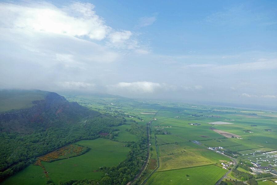 Binevenagh, Co. Derry | Drogon's Lair, Dothraki Grasslands