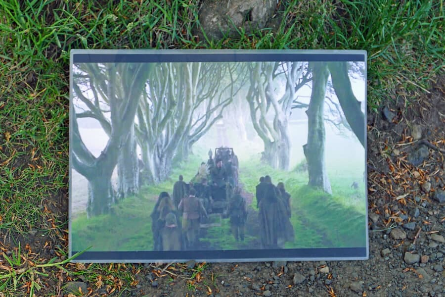 The Dark Hedges, Co. Antrim | Kingsroad, King's Landing | Game of Thrones filming locations