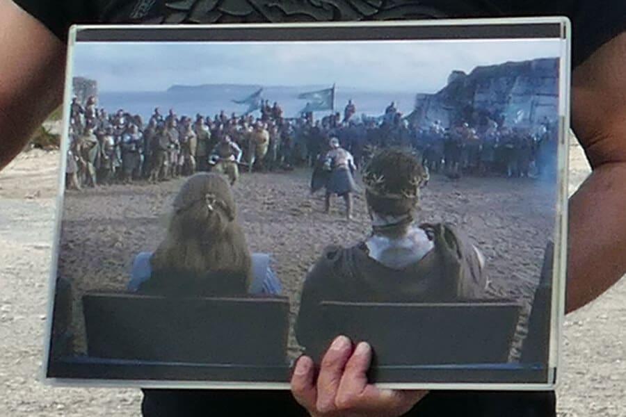 Larrybane, Co. Antrim | Renly Baratheon's camp in the Stormlands
