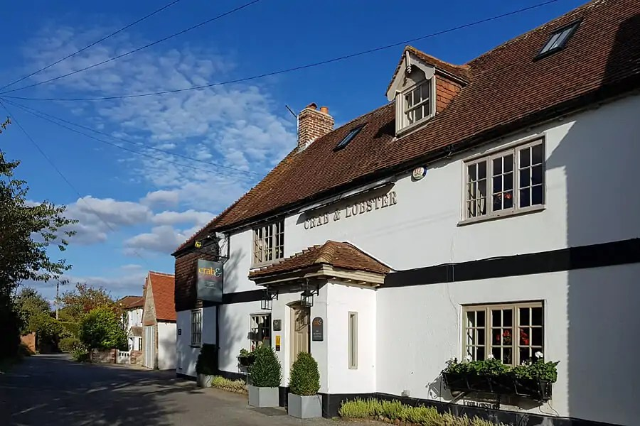 The Crab and Lobster, Sidelsham, West Sussex