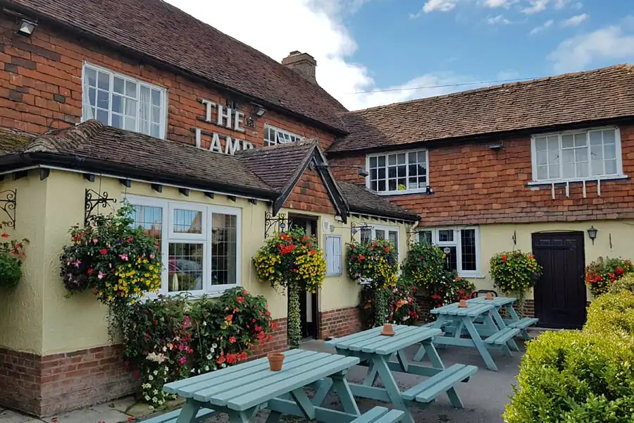 The Lamb Inn, Pagham, ,West Sussex