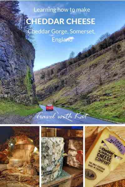 All you need to know about Cave Matured Cheddar Cheese made in Cheddar Gorge, #Somerset, #England #Cheese #CheddarCheese #Food