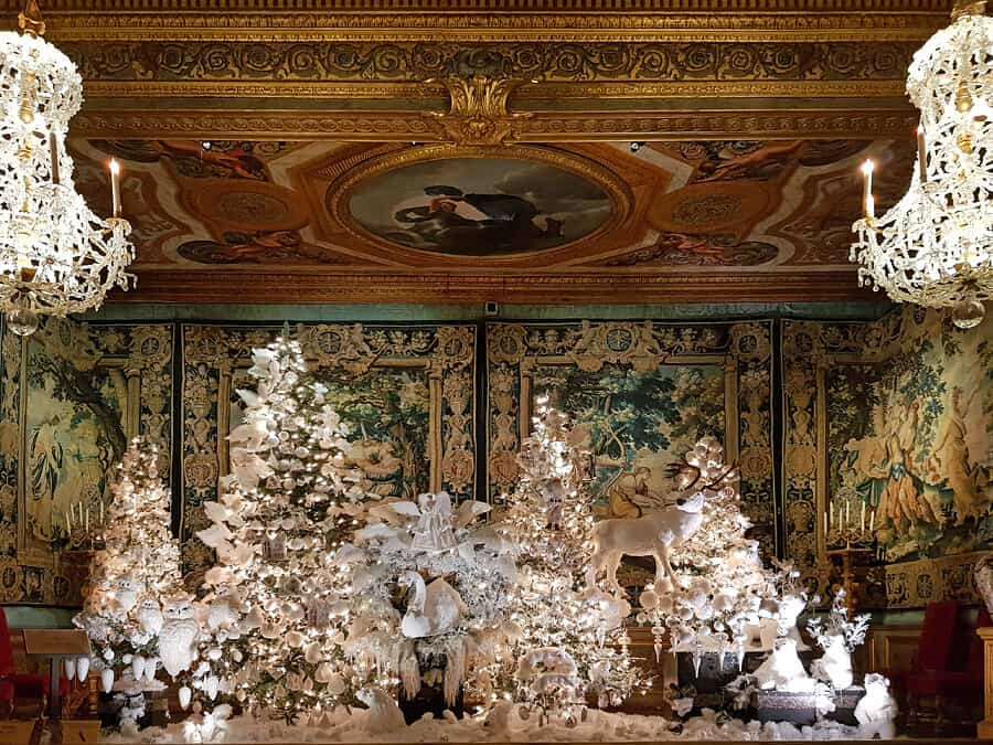 A magical Christmas at Château Vaux-le-Vicomte