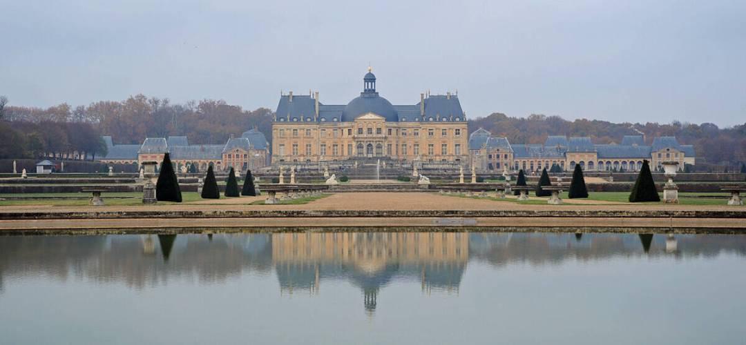 Château Vaux-le-Vicomte, France