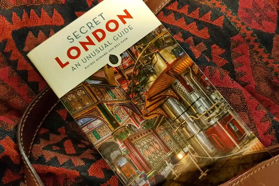 Secret London, unusual places to visit in London
