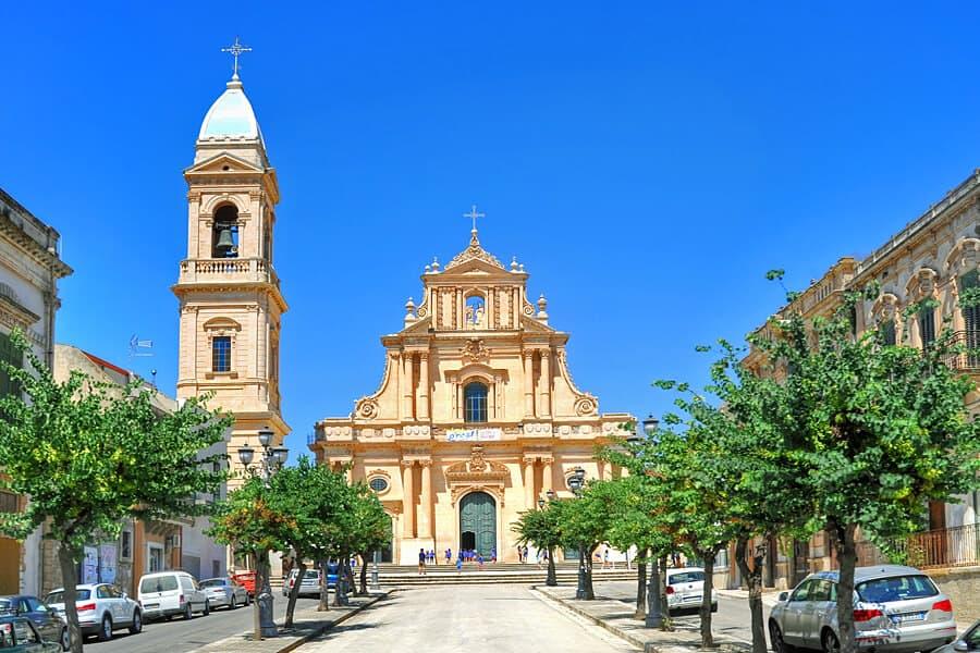 Basilica della Santissima Annunziata, Ispica, Sicily