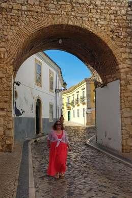 Exploring Faro's Old Town