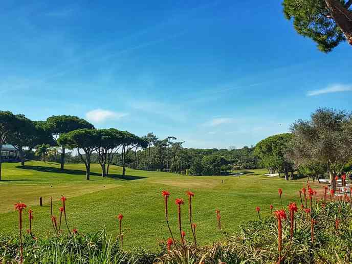 Golf at Quinta do Lago, Algarve