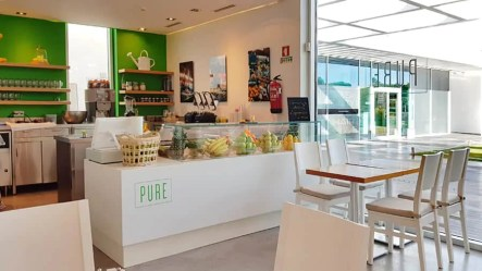 Pure, Quinta do Lago
