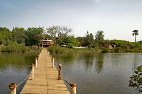 Souimanga Lodge, Sine Saloum Delta, Senegal
