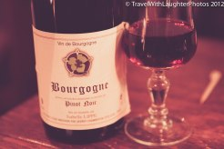 This is when I fell in love with Bourgogne wines!