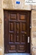Amazing wood doors!