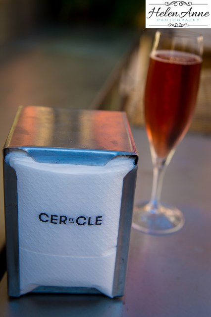 We fell in love with Rosé Cava.