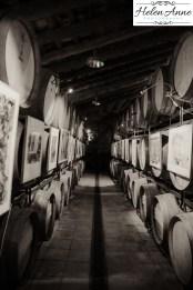 Great barrel room!