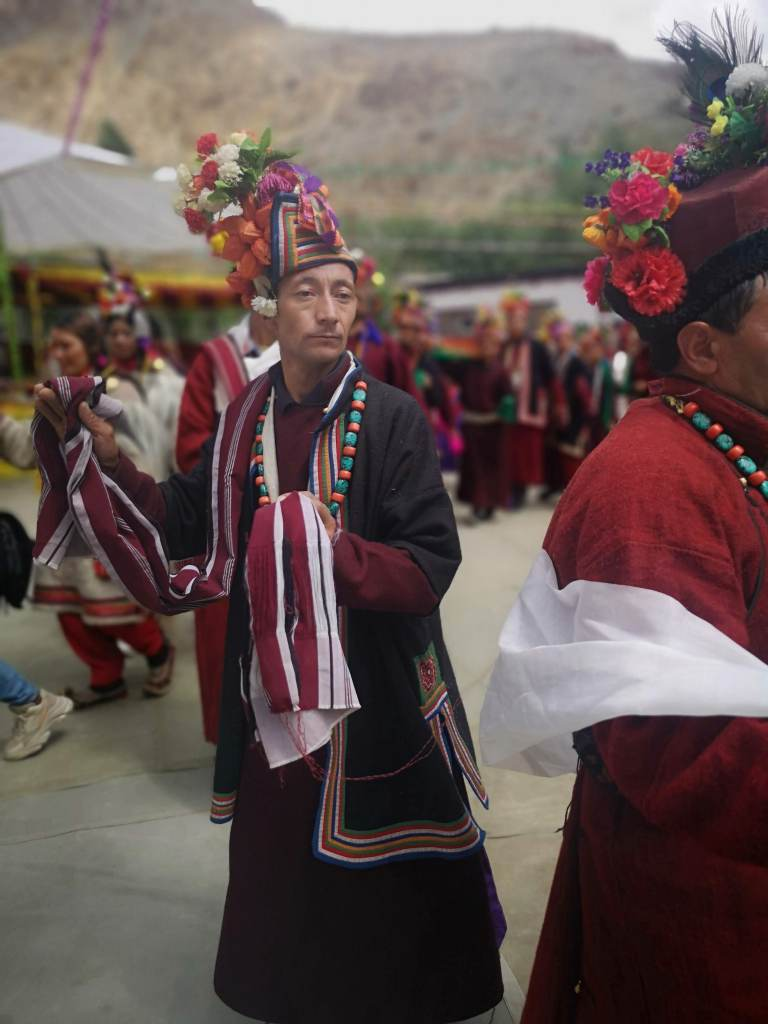 【2019印度自助】村莊裡的美好回憶,拉達克Aryan Valley Festival奇遇記 24
