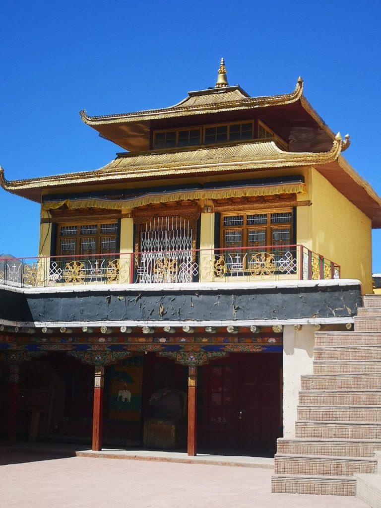 【印度自助】Leh公路機車一日遊 : Likir Monastery 、 磁力山、貝圖寺、Alichi村走透透