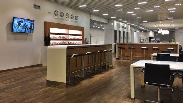 Lufthansa Senator Lounge Frankfurt A Plus Weltuhren