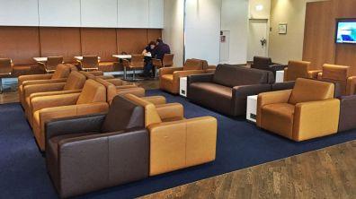 Lufthansa Senator Lounge Frankfurt A Plus Sesselgruppen