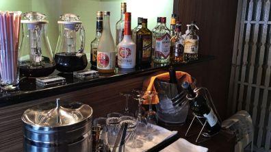 Review Sheraton Miyako Osaka Club Lounge Bar Club Lounge