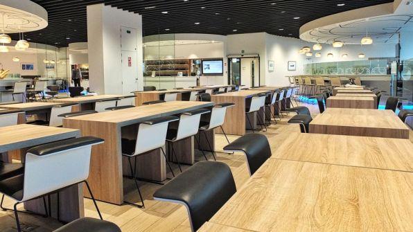 Business-Center Brussels Airlines Lounge The Loft Flughafen Brüssel-Zaventem