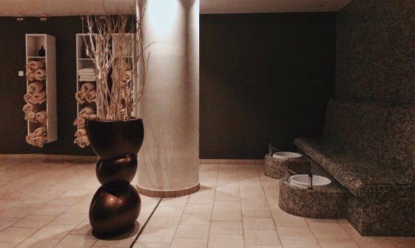 Review Lindner Hotel City Plaza Köln Spabereich Sauna