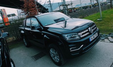 Review The Ritz-Carlton Wolfsburg Touarek Amarok GeländeParcoure